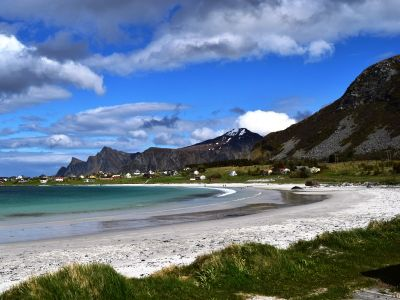 Campsites in Northern Norway
