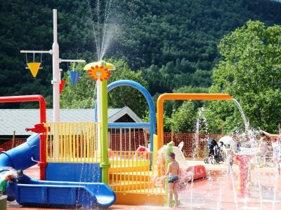 Mikkelparken: paradise for families with young children