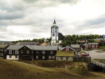 The old mining town Roros (UNESCO)