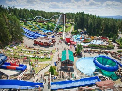 Bø Sommarland: the largest aqua park in Scandinavia