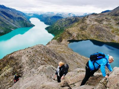 Jotunheimen, the most popular National Park in Norway