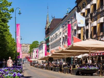 Oslo: the green capital of Europe (2019)