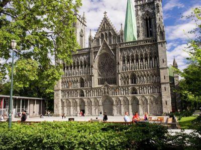 Trondheim: the largest village in Norway