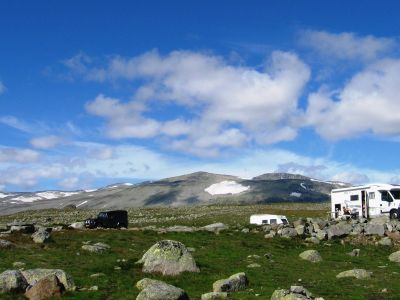 Campsites in Innlandet (Oppland South)