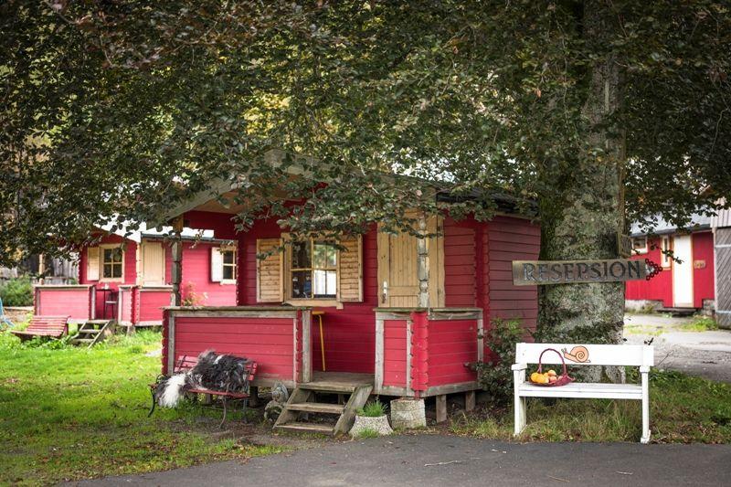 Bakkaano Camping & Gjestegard Hytter