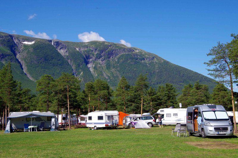 Bispen Camping Kampeerplaatsen
