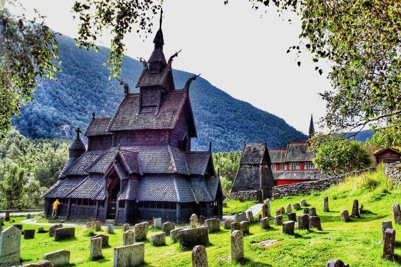 Borgund Hyttesenter og Camping Stavkyrkje