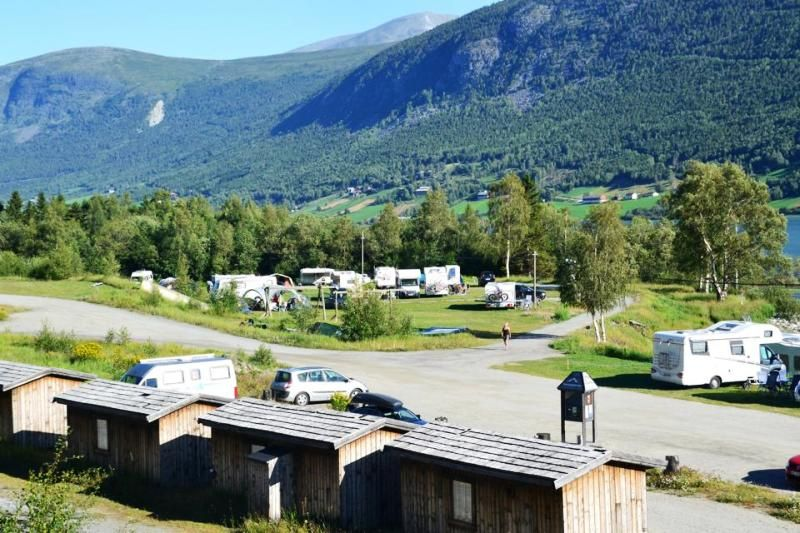 Camping Nissegarden Hytter og Aktiviteter Overzicht