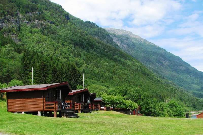 Eikhamrane Camping Hytter