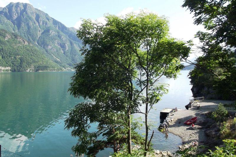 Eikhamrane Camping waterpret