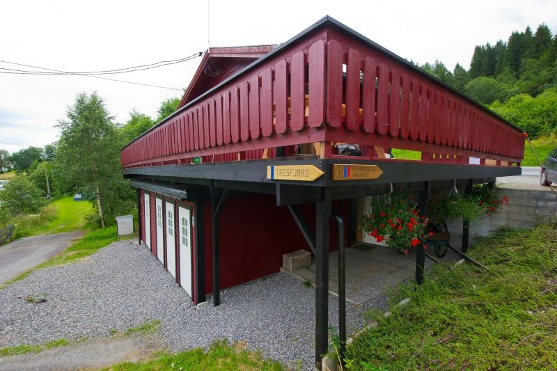 Fagervik Camping sanitairgebouw
