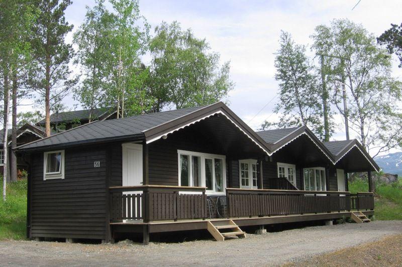 Fauske Camping og Motell Hytter