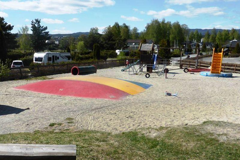 Hokksund Camping speeltuin