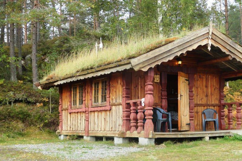 Kilefjorden Camping Hytter