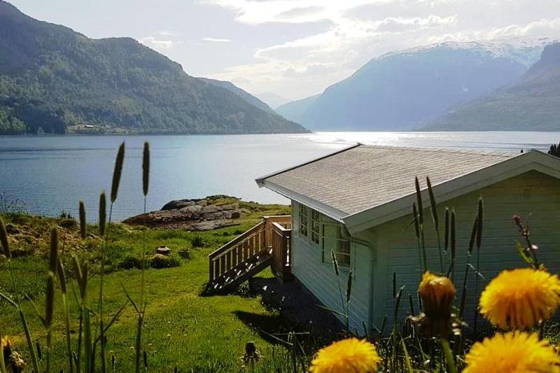 Kjornes Camping Sogndal Hytter