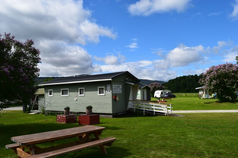 Korgen Camping sanitairgebouw