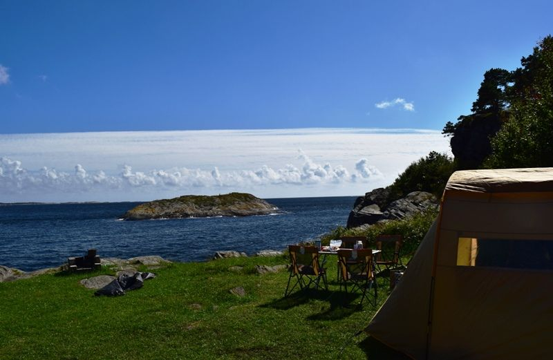 Kristiansand Feriesenter Tentplaatsen
