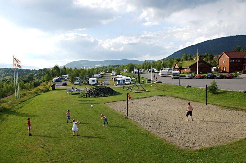 Lillehammer Turistsenter Speeltuin