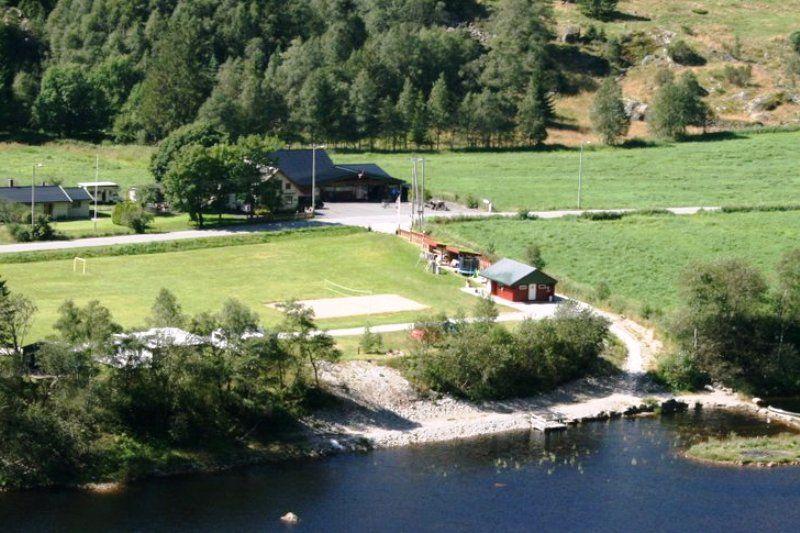 Lindeland Camping ligging
