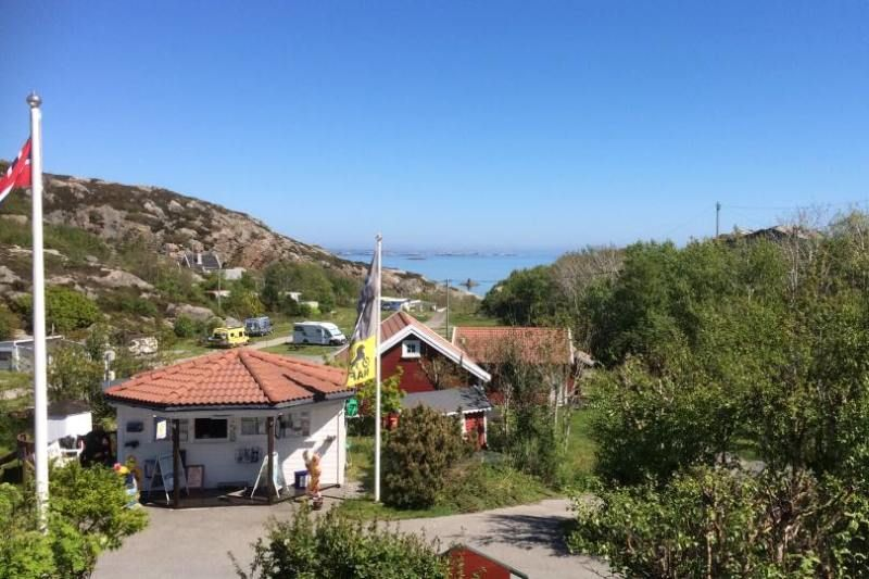 Lindesnes Camping og Hytteutleie ligging