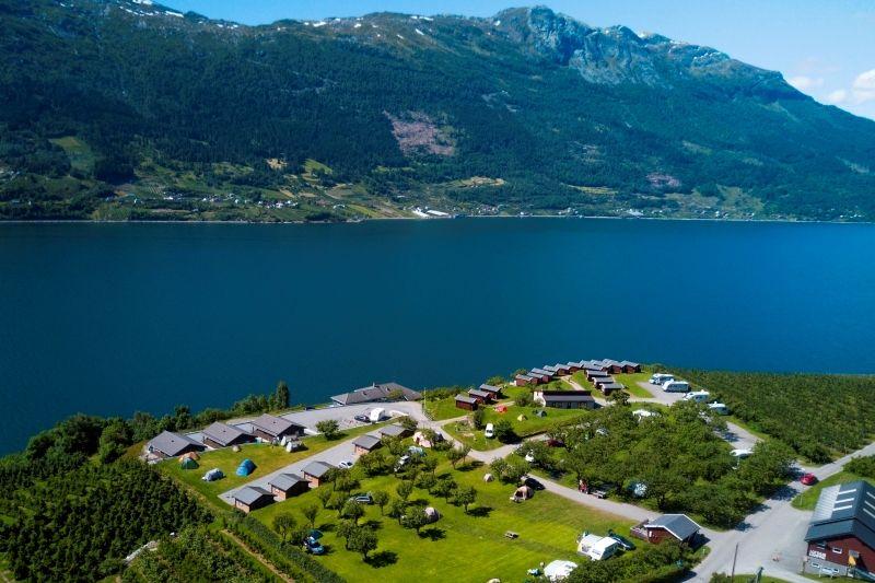 Lofthus Camping Hardangerfjord
