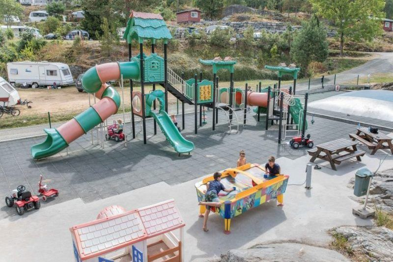 Lovisenberg Familiecamping speeltuin