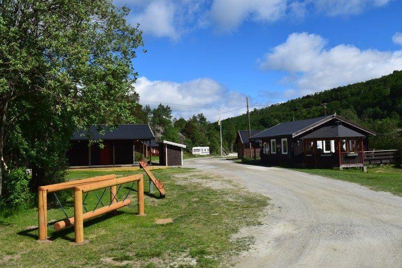 Magalaupe Camping entree en receptie