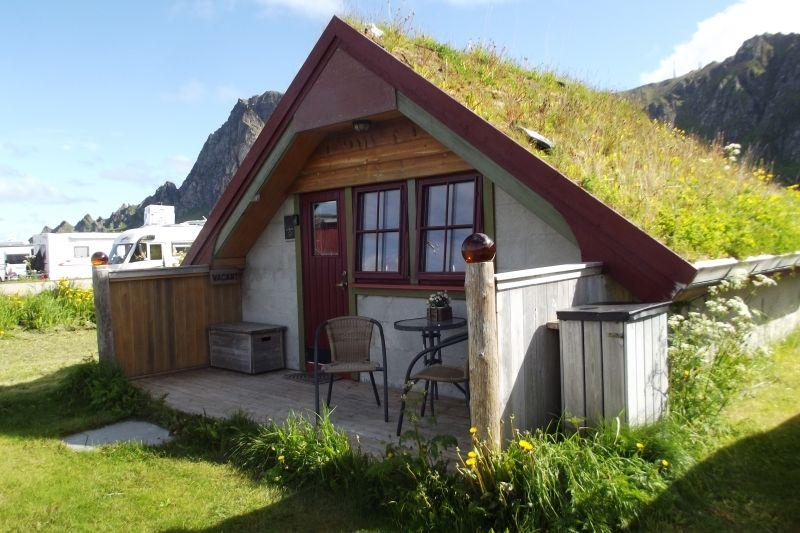 Midnattsol Camping Bleik Hytter & Appartementen