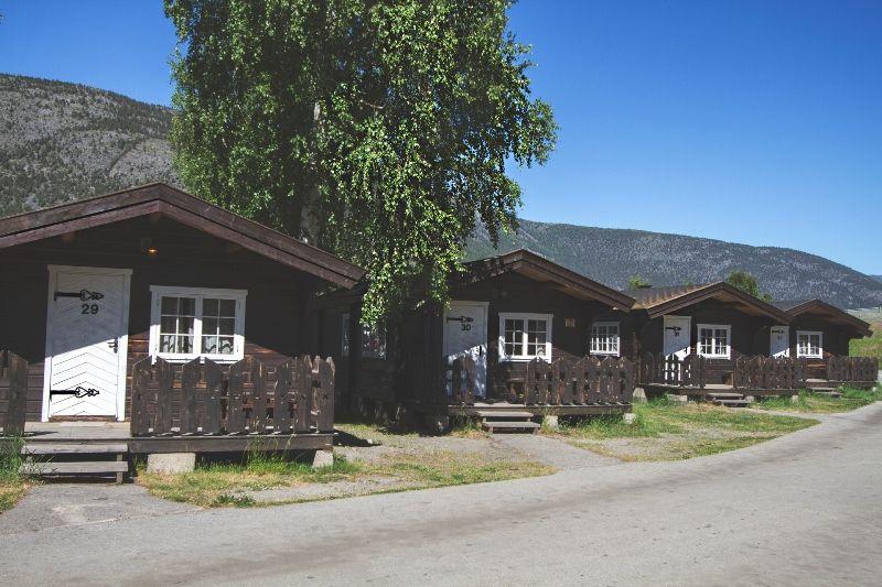 Nordal Turistsenter Lom Hytter