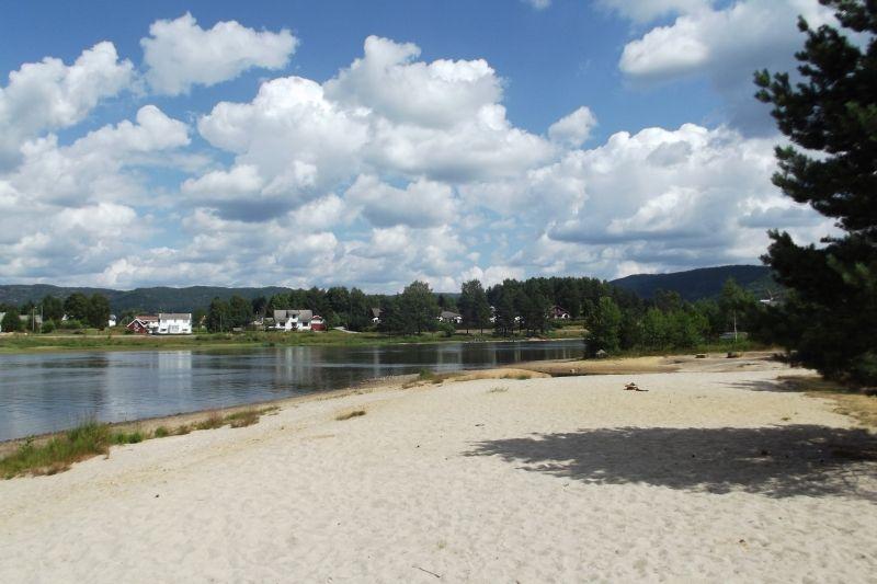Odden Camping Evje strand
