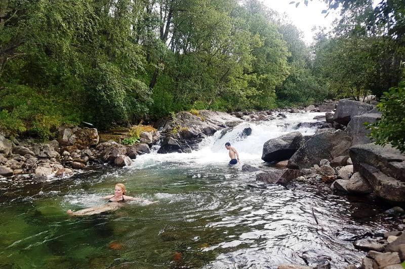 Oen Turistsenter Geilo zwemmen