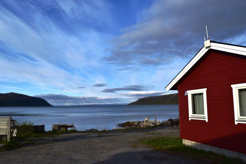 Olderfjord Turistsenter Hytter