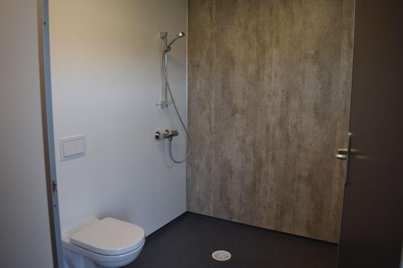 Olderfjord Turistsenter nieuw sanitair