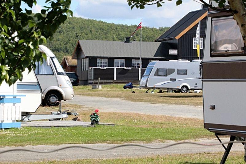 PlusCamp Hageseter Turisthytte og Camping Kampeerplaatsen