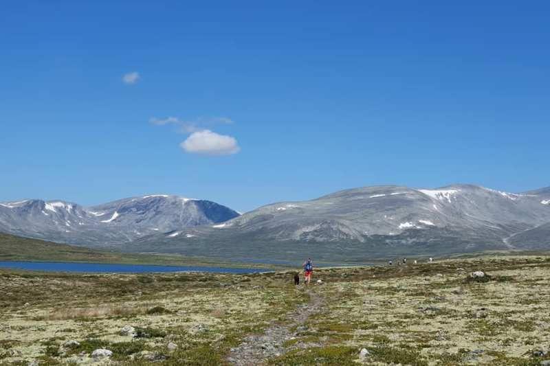 PlusCamp Hageseter Turisthytte og Camping wandelen