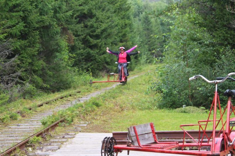 PlusCamp Namsos Camping Namsosbanen