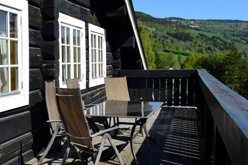 PlusCamp Rustberg Camping Oyer appartement met prachtig uitzicht