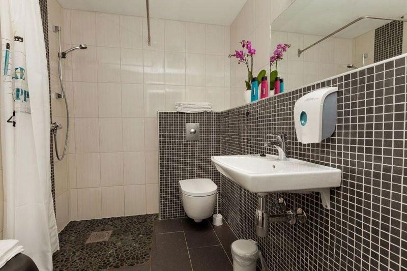PlusCamp Stranda Feriesenter prima sanitair
