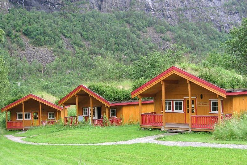 Rjukan Hytte og Caravanpark hytter