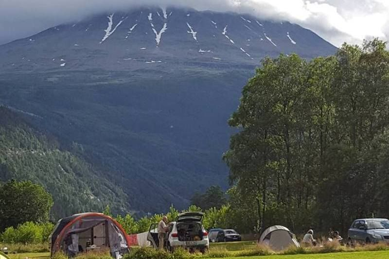 Rjukan Hytte og Caravanpark Kampeerplaatsen