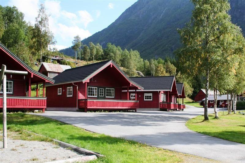Roldal Hyttegrend og Camping Hytter