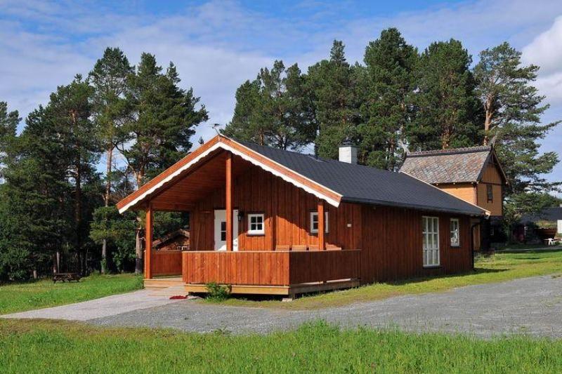 Roste Hyttetun og Camping hytter