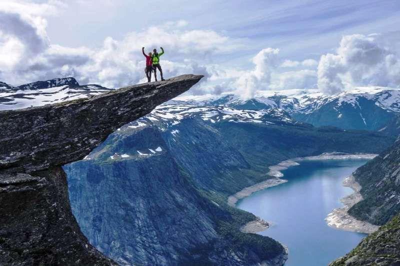 Rullestad Camping Fjaera Hordaland Noorwegen