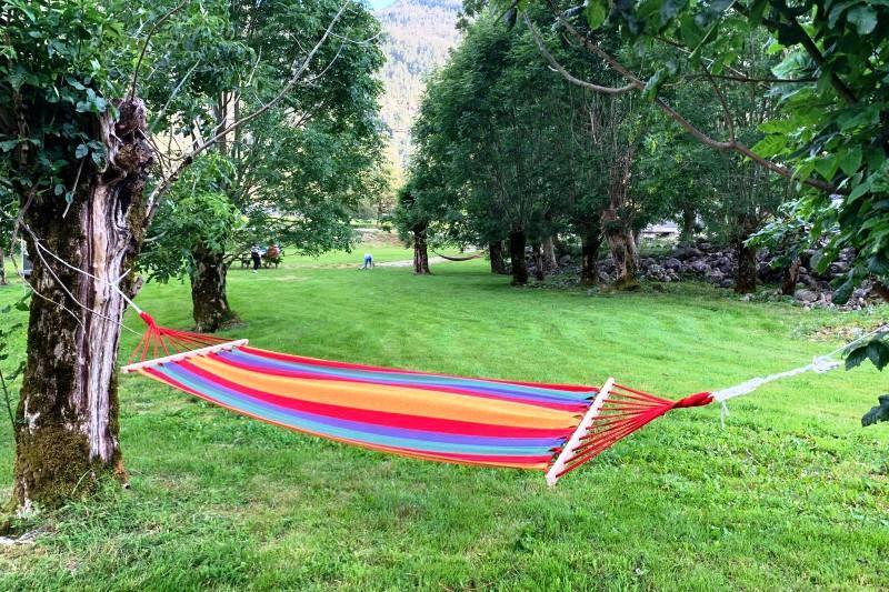 Rullestad Camping hangmat