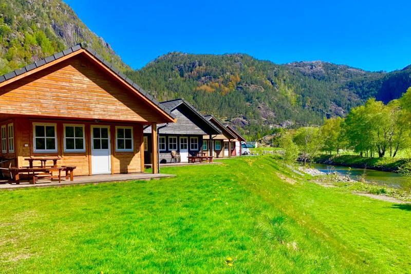 Rullestad Camping Hytter
