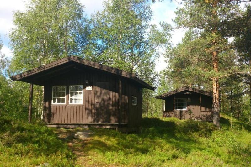 Saeterasen Hytter og Camping Trysil hytter