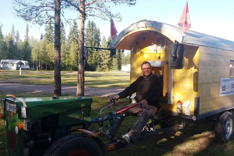 Saeterasen Hytter og Camping Trysil kampeerplaatsen