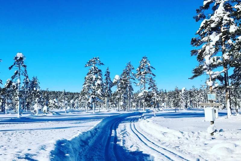 Saeterasen Hytter og Camping Trysil wintersport