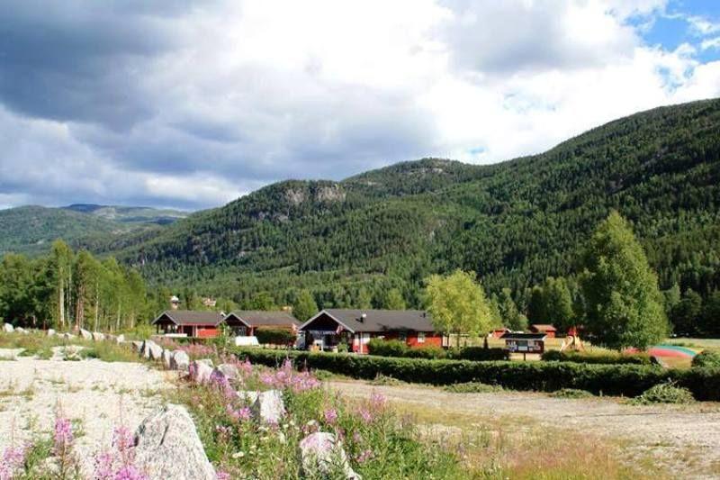 Sanda Camping og Hytteutleie Entree