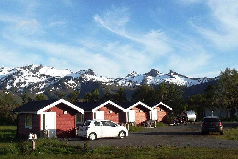 Sandsletta Camping Hytter